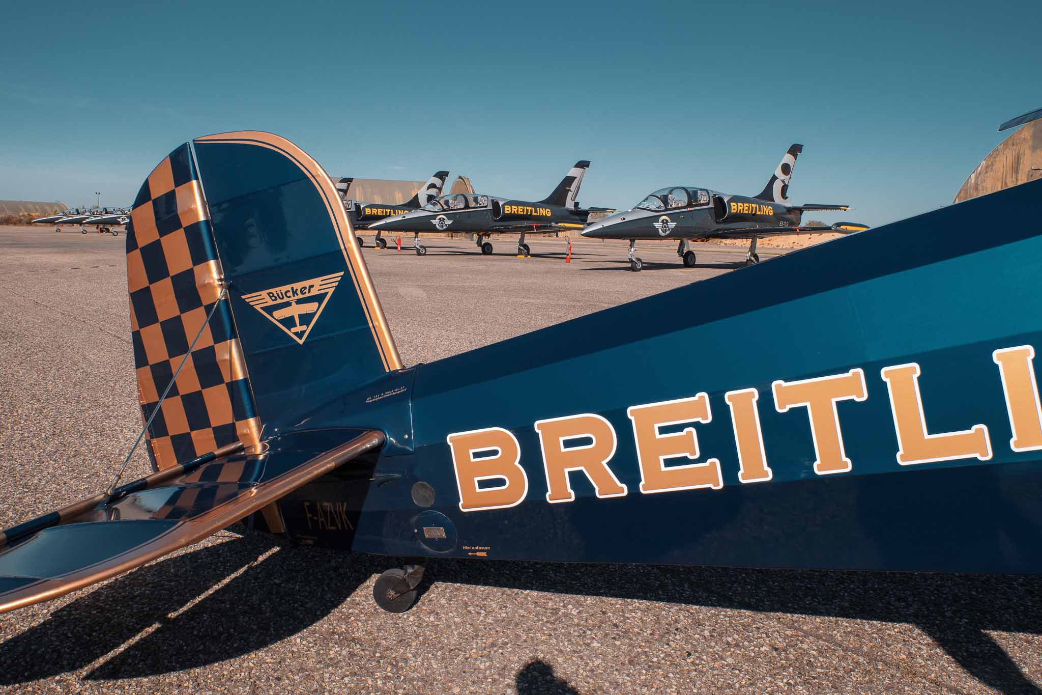 Breitling takes flying to the next level |