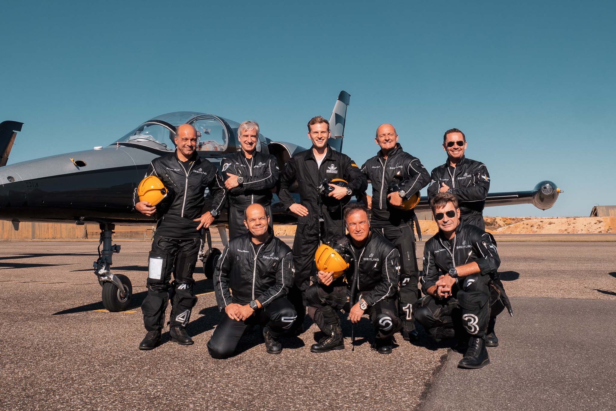 breilting jet team