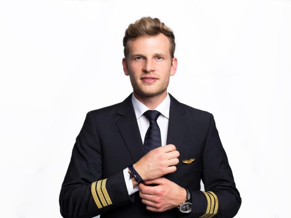dream to become a pilot charity