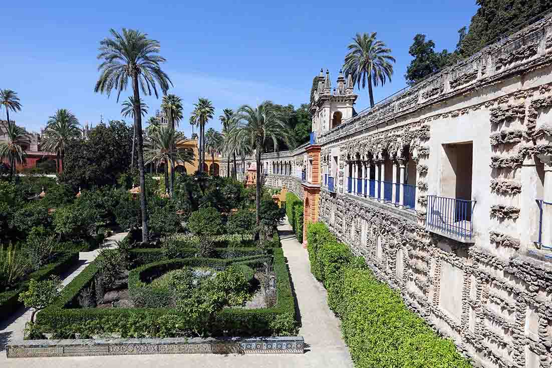 city guide sevilla
