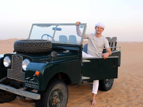 my awesome vacation in dubai