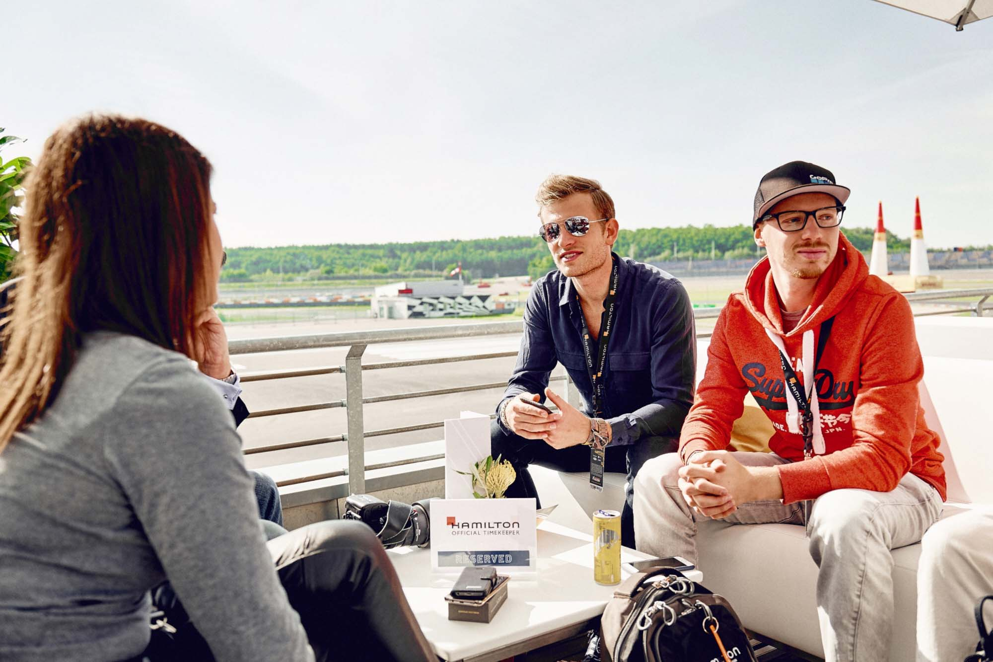 sky lounge redbull air race