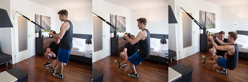 hotelfit, trx, workout, fit, pilot patrick, fitness, hotel workout, hotel otto, pistols, leg, personal trainer