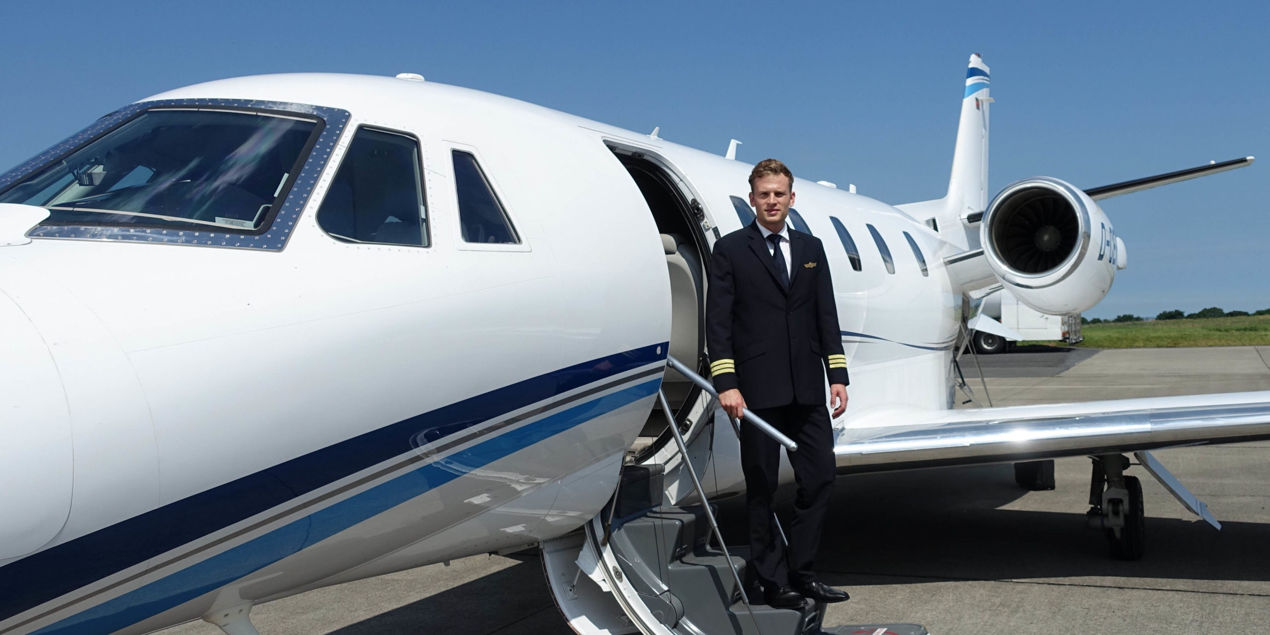 pilot patrick cessna citation xls