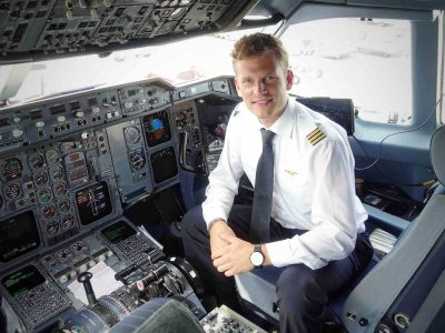 Checks completed – my first 100 flight hours on the Airbus