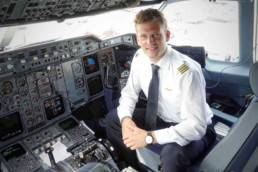 my first 100 flight hours on the airbus A300
