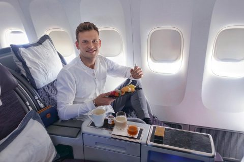 Best business class