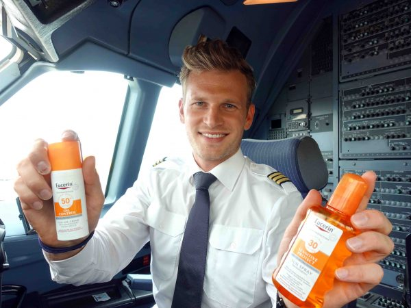 sun protection pilot contest