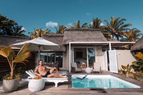 vacation on mauritius