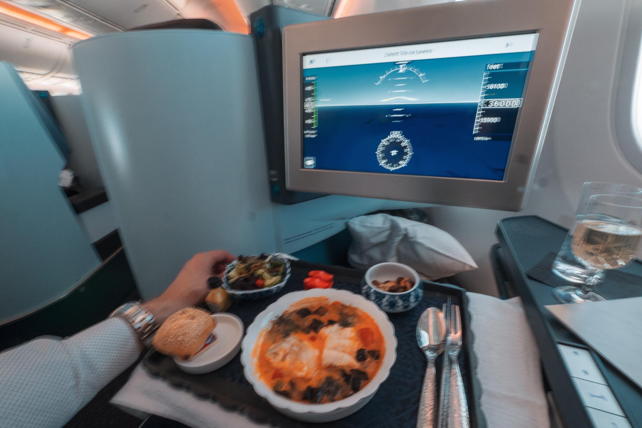 klm business class review