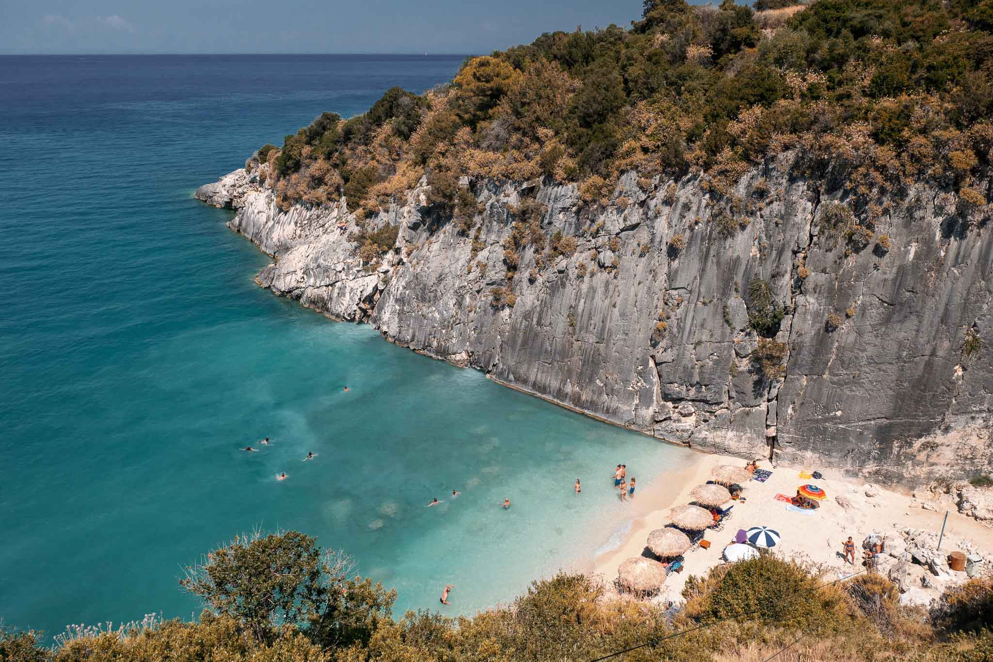 the greek Instagram island