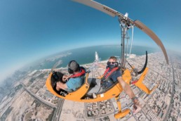 Dubai thrill activities